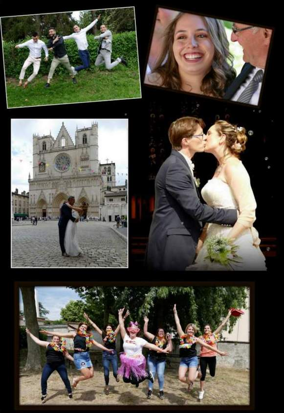 mariage Annecy photographe
